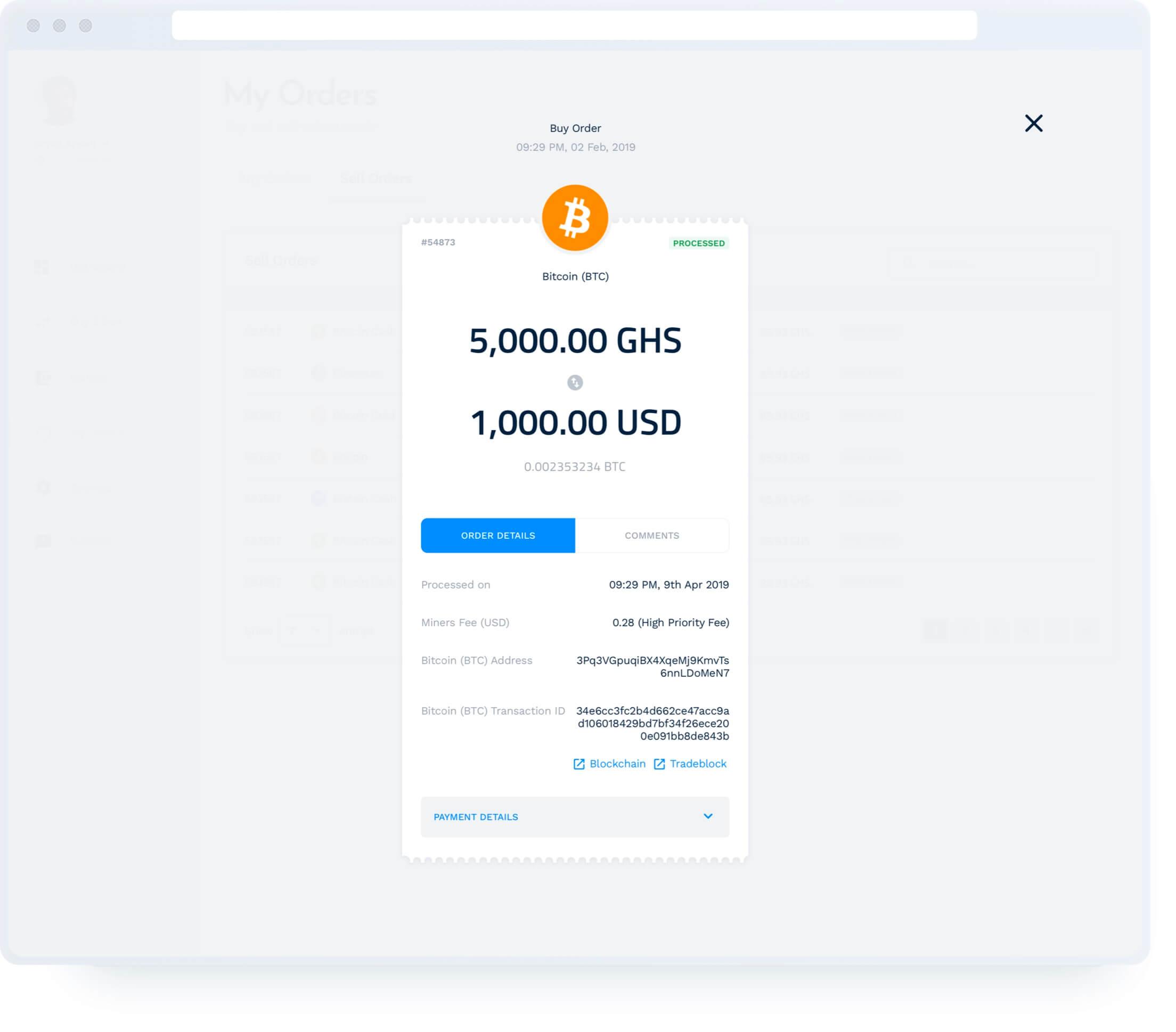 payplus bitcoin)