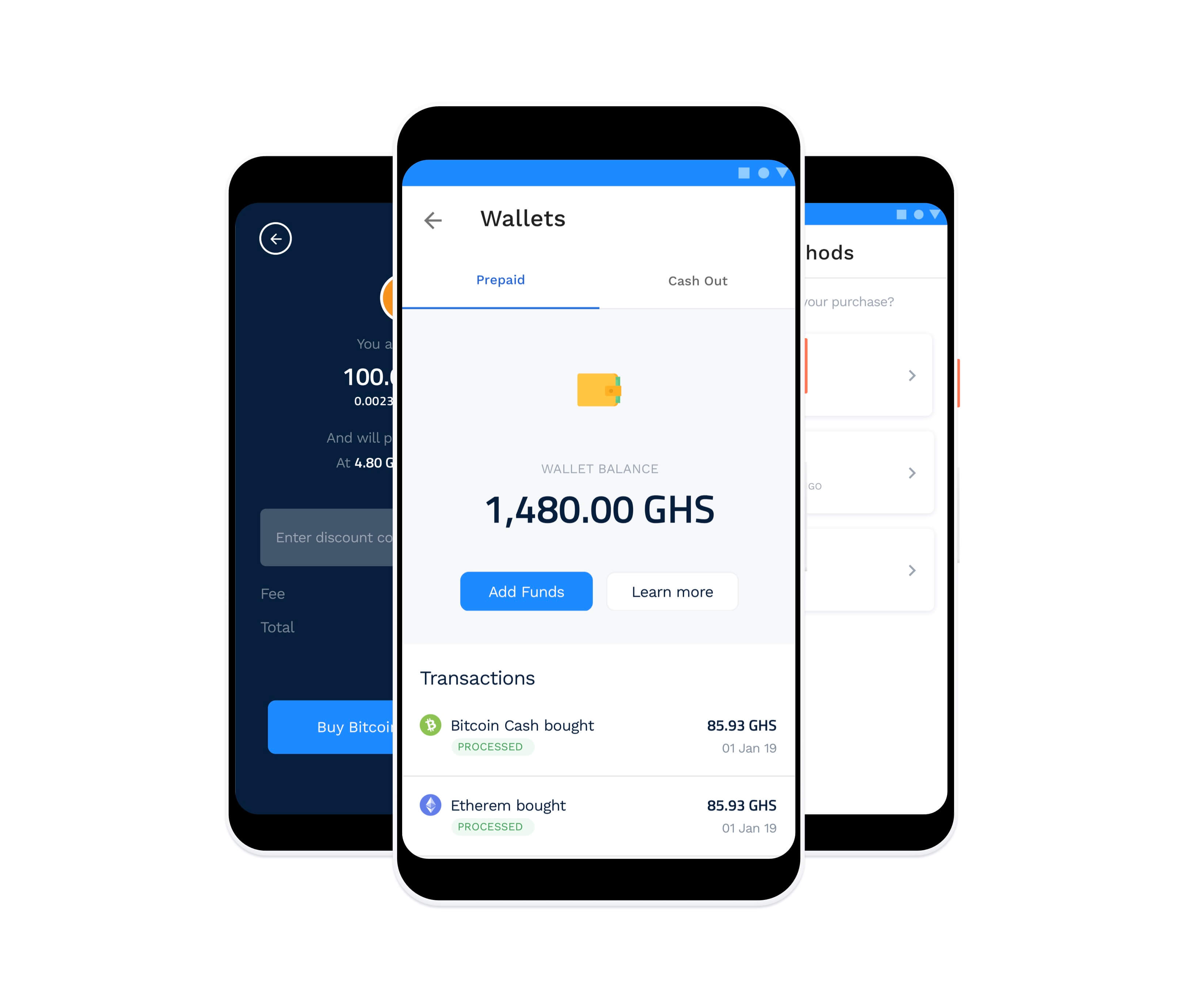 PayPlux   Buy and Sell Bitcoin, Perfect Money in Ghana