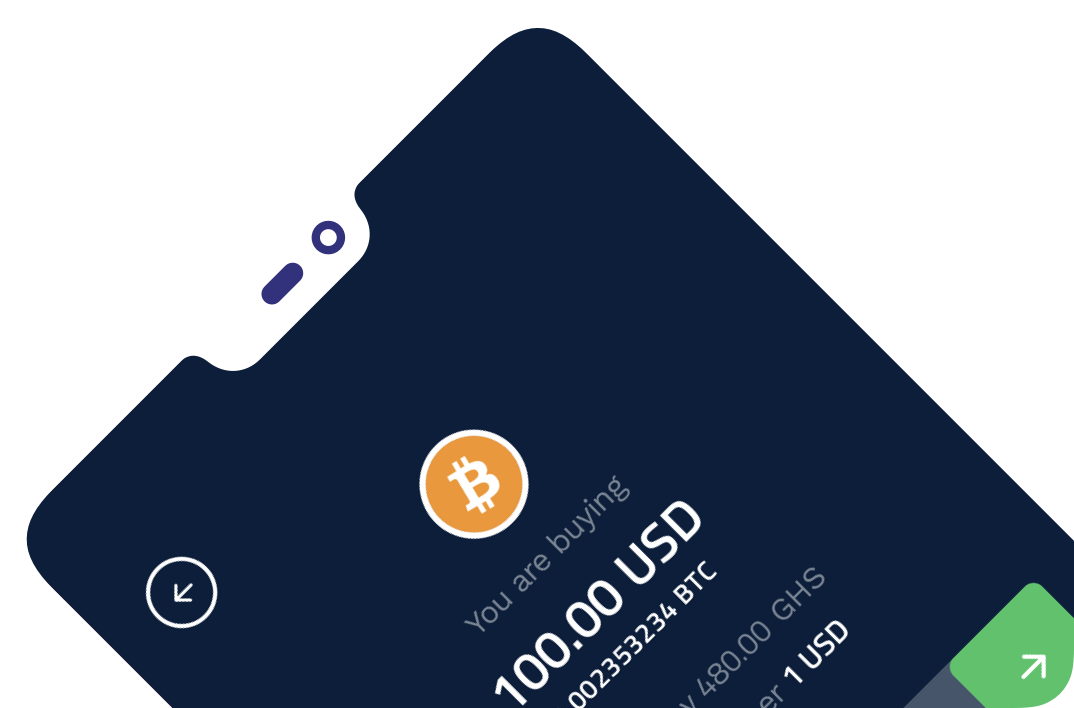 PayPlux mobile app view